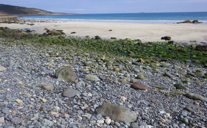 Coverack Beach