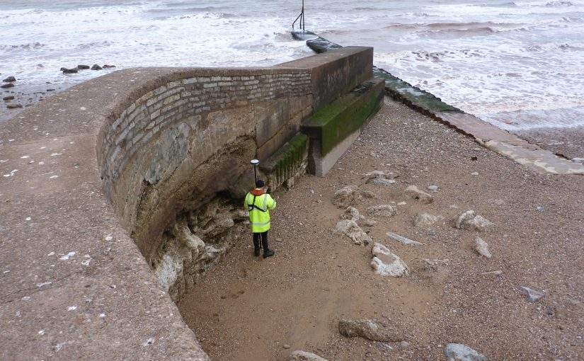 Sidmouth Post-Storm Survey